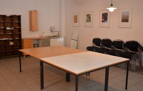 Bürgerschule Hannover Gruppenraum
